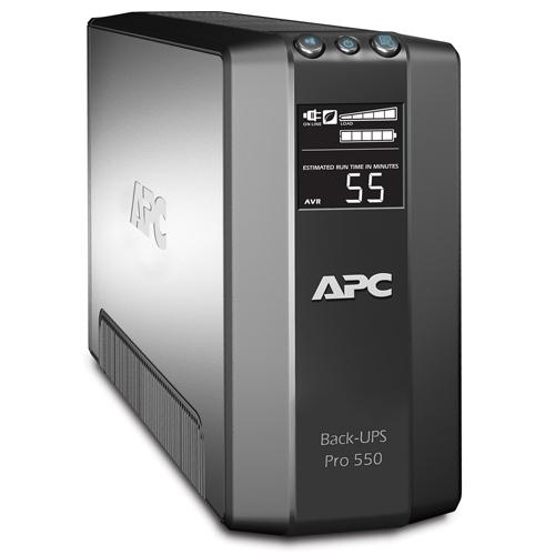 apc back-ups [br550gi] rs lcd 550va master control