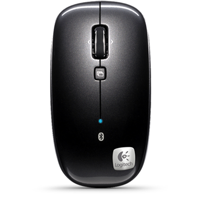 Logitech M557 Bluetooth Wireless Mouse [910-003960] Grey