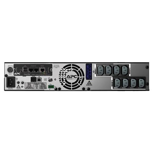 APC Smart-UPS X 1500VA [SMX1500RMI2UNC]