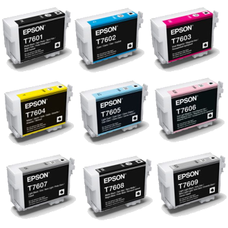 Epson SureColor SC-P600 A3+ Wireless Inkjet Printer