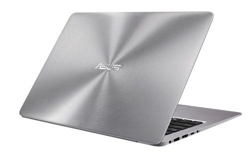ASUS ZenBook UX310UA Back View