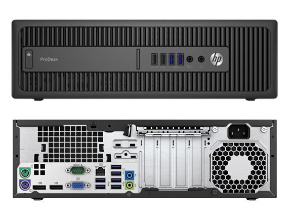 Hp Prodesk 600 G2 1aq86pa Sff Desktop Pc Desktop