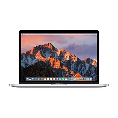 Apple Macbook Pro 13 inch [MPXU2X/A] Intel Core i5 2.3GHZ/8GB/256GB SSD/Intel Iris Pro 640 Graphics/Retina Display/macOS High Sierra - Silver