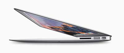 Apple MacBook Air 13 inch [MQD32X/A] Intel Dual Core i5 1.8Ghz/8GB/128GB SSD/13.3in/Intel HD Graphics 6000/macOS Mojave - Silver