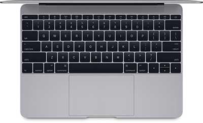 Apple MacBook 12 inch [MNYJ2X/A] Intel Dual-Core Core i5 1.3Ghz/8GB/512GB SSD/Intel HD Graphics 615/Retina Display/macOS Sierra - Silver