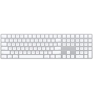 Apple Magic Keyboard with Numeric Keypad [MQ052ZA/A]