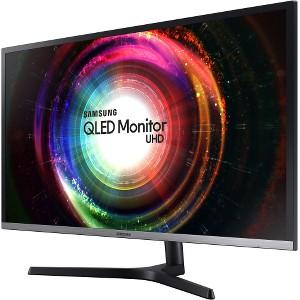 Samsung LU32H850UMEXXY 32-inch UHD 4K LED Quantum Dot Monitor - LCD