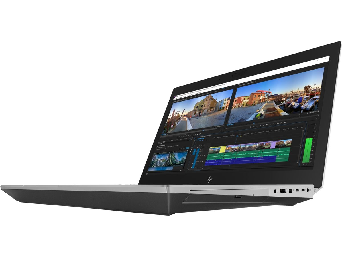 HP ZBook 17 G5 Mobile Workstation [4SQ93PA] - Notebooks and