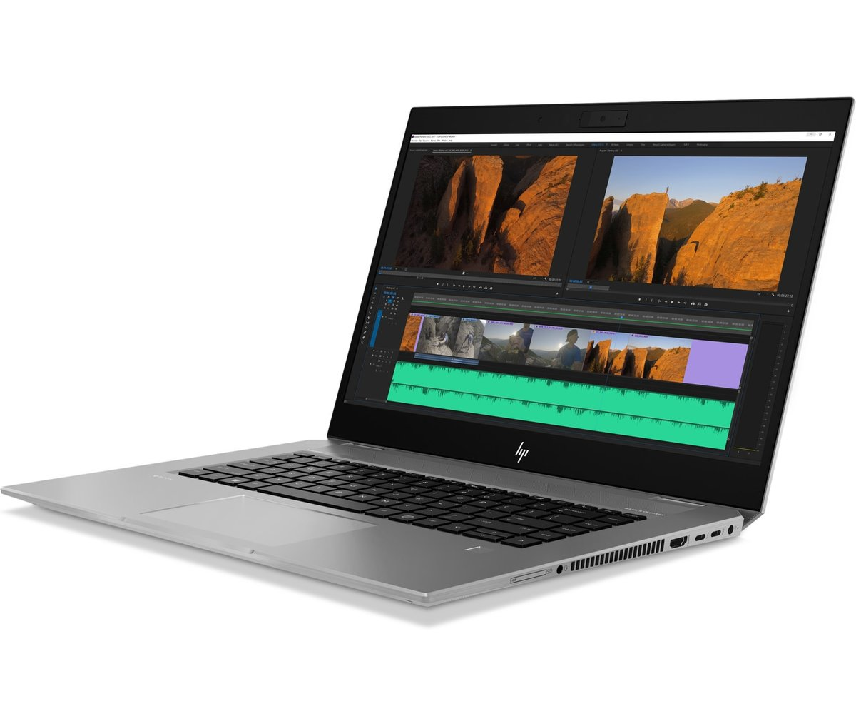 HP ZBook Studio G5 Mobile Workstation [4SQ60PA] - Notebooks