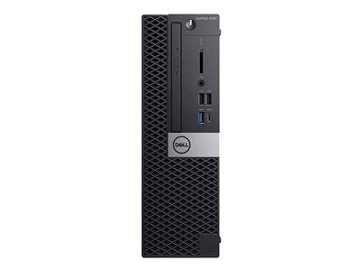 Dell OptiPlex 5060 [N001O5060SFFDD] SFF Intel i5-8500/8GB/256GB SSD/DVDRW/Win10Pro64/3Yr OnSite