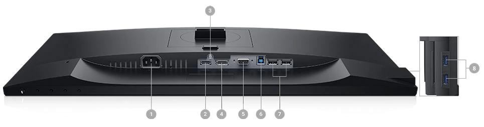 Dell P2419H 23 8inch Full HD IPS Monitor - LCD Monitors