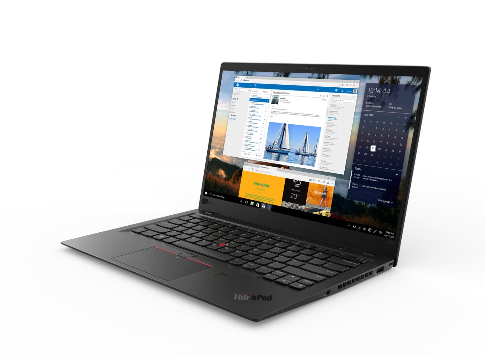 Lenovo ThinkPad X1 Carbon G6 [20KHS0C300] Intel i7-8550U/16GB/256GB SSD/14inchIPS FHD/4G LTE/HD620/Win10Pro64/3YrDP