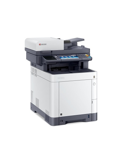 Kyocera ECOSYS M6635cidn A4 Colour Laser MFC Printer - Printers