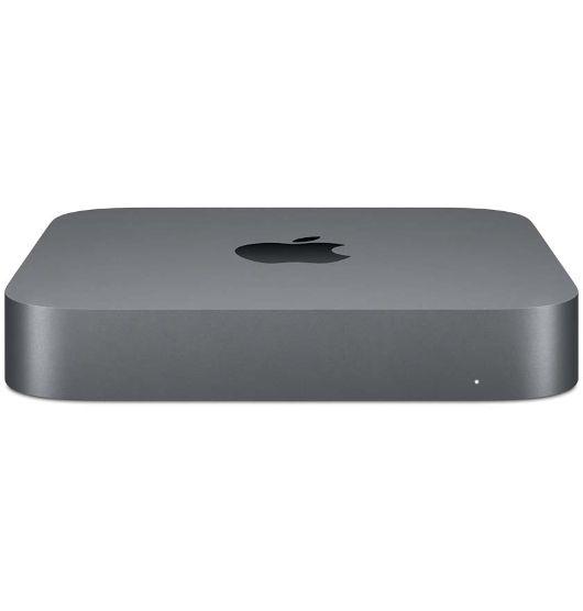 Apple Mac Mini [MRTR2X/A] Intel Quad-Core i3 3.6GHz/8Gb DDR4/128Gb SSD/Intel UHD 630/Mac OS Mojave