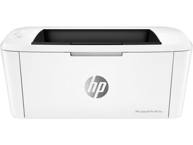 HP LaserJet Pro M15w [W2G51A] A4/Wireless Mono Laser Printer