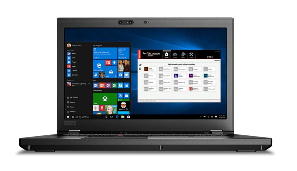 Lenovo ThinkPad P52 [20M9S15E00] - Notebooks and Laptops